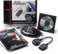 2008-2010 Ford 6.0L Powerstroke E-Series - Tools - Auto Enginuity - AUTOENGINUITY Total Ford scantool bundle - AE-SP03