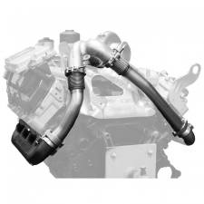 Turbo Chargers & Components - Intercoolers and Pipes - BD Diesel - BD-POWER 03-07 6.0L POWERSTROKE UP-PIPE KIT - 1043916