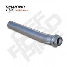 SHOP BY BRAND - Diamond Eye - Diamond Eye  - DIAMOND EYE 03-07 6.0L  Off-Road Pipe - DE-125034