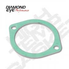 Exhaust - Exhaust Parts - Diamond Eye  - DIAMOND EYE 03-07 6.0L High temperture two bolt gasket - DE-2001