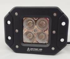 "Lifetime LED - LIFETIME LED 3"" 20w Amber/White OFF ROAD - Image 2"