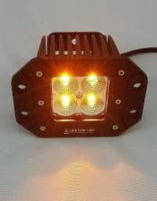"Lifetime LED - LIFETIME LED 3"" 20w Amber/White OFF ROAD - Image 4"