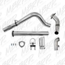 "MBRP Exhaust - MBRP 11-14 6.7L F-250/350/450 4"" Stainless filter back single side exit - MBRP-S6284409 - Image 4"
