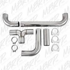 """MBRP Exhaust - MBRP UNIVERSAL UNIVERSAL FULL SIZE PICKUP """"T"""" PIPE KIT - UT1001 - Image 2"""