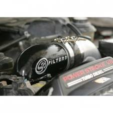 S&B Filters - S&B Filters 03-04 6.0L Cold air intake elbow W/ cold side pipe - SBF-76-1003B - Image 3