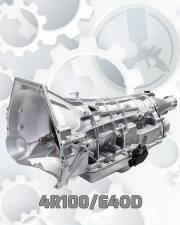 Transmission - Automatic Transmission Assembly - Sam Wyse Automotive - Sam Wyse Auto (Stage 4) 4R100/E4OD Transmission - SWA-4R100E4OD-STG4