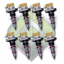 Fuel System & Components - Fuel Injectors & Parts - Full Force Diesel - Full Force Diesel 7.3L STOCK AA INJECTORS - FULL-7.3-AA-SET-R
