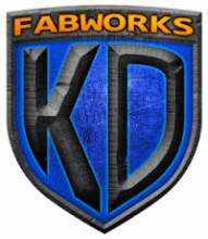 POWERSTROKE 11-16 - LIGHTING 11-16 - KD FABWORKS 11-16
