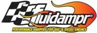Fluidampr - FLUIDAMPR 03-07 6.0L Ford Powerstroke dual alternator pulley kit - FLUI-717675