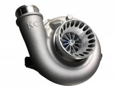 Turbo Chargers & Components - Turbo Chargers - KC Turbos - KC Turbo 6.0L Powerstroke Stage 3 Turbo - KCT-6-0-STG-3