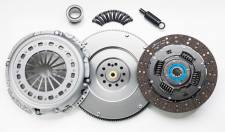 Transmission - Manual Transmission Parts - South Bend Clutch - South Bend Clutch 99-03 ZF6 7.3L 425HP - SBC-1944-6OK-HD