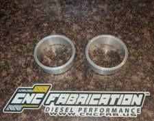 CNC Fabrication - CNC FABRICATION 7.3L Intake plenum reinforcement bushings - CNC-7.3-IPRB