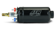Fuel System & Components - Fuel System Parts - Aem Electronics - AEM 400LPH Fuel pump (Metric) - AEM-50-1009