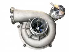 KC Turbos - KC TURBOS 99.5-03 7.3L Upgraded GTP38 stock replacement turbo - KCT-300132