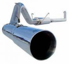 2008-2010 Ford 6.4L Powerstroke - Exhaust - Downpipes
