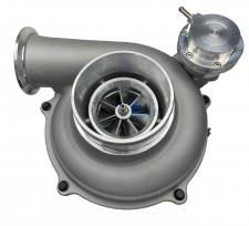 Turbo Chargers & Components - Turbo Chargers - KC Turbos - KC Turbo KC300X 63/68 Late 99-03 7.3L Turbo - KCT-300235