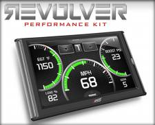 Edge Products - EDGE PRODUCTS BLANK REVOLVER PERFORMANCE KIT (REVOLVER WITH INSIGHT AND EAS SWITCH) FORD 7.3L 14100 - Image 3