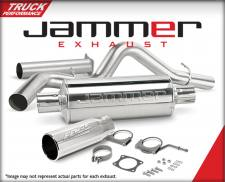 SHOP BY BRAND - Edge Products - Edge Products - EDGE PRODUCTS 2003-07 FORD 6.0L EXTENDED CAB/SHORT BED JAMMER EXHAUST 17784