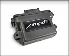 Programmers, Tuners, and Monitors - Accessories - Edge Products - EDGE PRODUCTS AMP D THROTTLE BOOSTER KIT WITH POWER SWITCH 2011-2018 FORD 6.7L POWER STROKE-RE 18862-D