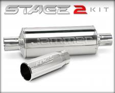 Edge Products - EDGE PRODUCTS FORD 2003-2007 6.0L STAGE 2 PERFORMANCE KIT ( EVOLUTION CTS2/JAMMER CAI DRY SCL 19123-D - Image 3