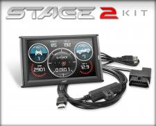 Edge Products - EDGE PRODUCTS FORD 2003-2007 6.0L STAGE 2 PERFORMANCE KIT ( EVOLUTION CTS2/JAMMER CAI DRY ECS 19124-D - Image 2