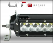 Lighting - Offroad Lights - Edge Products - EDGE PRODUCTS LIT E-SERIES 6 SINGLE ROW 5 WATT FLOOD W/POWER SWITCH 72061