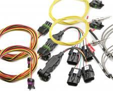 Edge Products - EDGE PRODUCTS EAS DATA LOGGING KIT (2X EGTS 2X 0-100 PSI & 2X TEMP SENSORS) - 98618 - Image 2