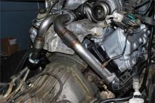 BD Diesel - BD-POWER 08-10 6.4L Powerstroke Up-Pipe Kit - 1043908 - Image 3