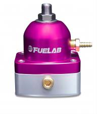 Fuel System & Components - Fuel System Parts - FUELAB - Fuelab Fuel Pressure Regulator Purple - 51502-4