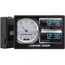 Programmers, Tuners, and Monitors - Monitors - SCT Performance - SCT LiveWire Vision Performance Monitor - 5015PWD