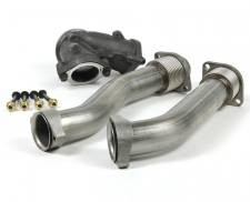 Dieselsite - DIESELSITE 99.5-03 7.3L Bellowed Up-Pipe Kit - DS-73BUP - Image 3