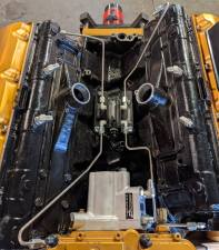 CNC Fabrication - CNC Fabrication 94.5-97 7.3L 4-Line Feed Fuel Line Kit - CNC-7.3-OBS-4LFFBD - Image 3