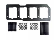 Engine Parts - Engine Accessories - CNC Fabrication - CNC Fabrication 94-03 7.3L Main Plate Girdle - CNC-7.3-MPG-ARP