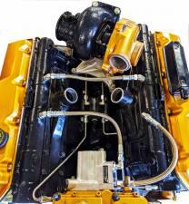 CNC Fabrication - CNC Fabrication 94.5-97 7.3L 4-Line Feed Fuel Line Kit - CNC-7.3-OBS-VMFK - Image 2