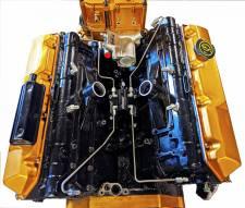 CNC Fabrication - CNC Fabrication 94.5-97 7.3L 4-Line Feed Fuel Line Kit - CNC-7.3-OBS-VMFK - Image 4