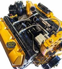 CNC Fabrication - CNC Fabrication 94.5-97 7.3L 4-Line Feed Fuel Line Kit - CNC-7.3-OBS-VMFK - Image 1