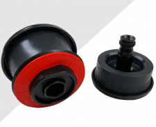 S&B Filters - S&B Filters 80-97 F-Series All Cab Styles Silicone Body Mount Kit - 81-1008 - Image 3