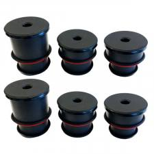 S&B Filters 80-97 F-Series All Cab Styles Silicone Body Mount Kit - 81-1008